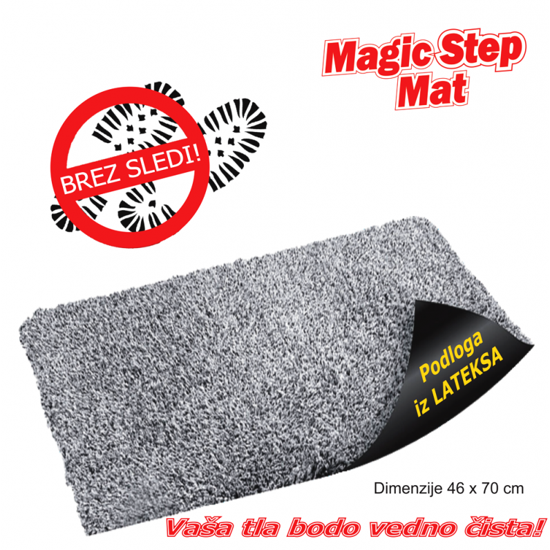 MAGIC STEP MAT predpražnik