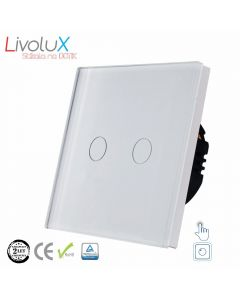 Touch stikala -2x ONE TOUCH navadno DIMMER
