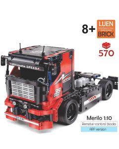 Blok set KOCKE - 570 kom Racing Truck