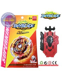 Beyblade BURST B-172 Booster World Spriggan .u' 2b