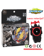 Gold Dragon Lost Longinus Left Spin-BEYBLADE