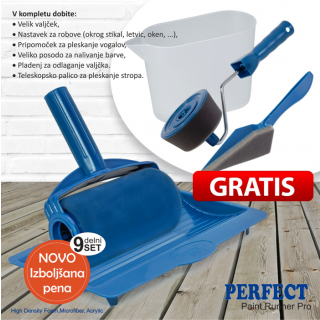 PERFECT Paint Runner Pro BLUE